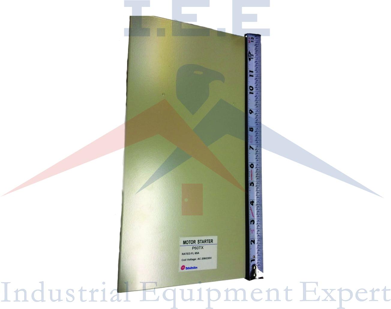 Shihlin P60TX 20 HP Three Phase Magnetic Starter Motor Control 230V 65 Amp