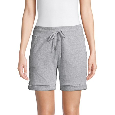 Calvin Klein Bottoms - Cuffed Midi Shorts