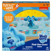 Nickelodeon Blue's Clues Find the Clues, Matching Board Game, for Families and Kids Ages 3 and up