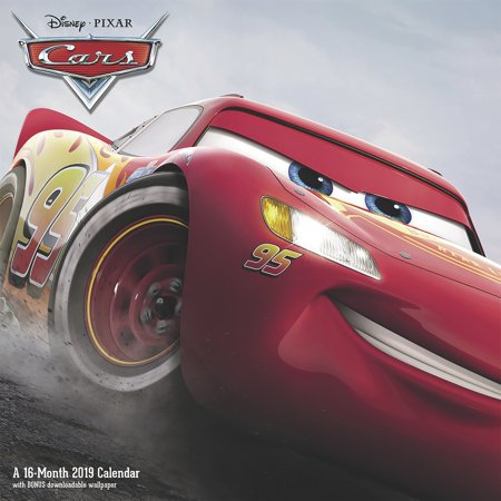 Day Dream Disney Pixar Cars Wall Calendar - Wall Calendars](Disney Halloween 2017 Calendar)