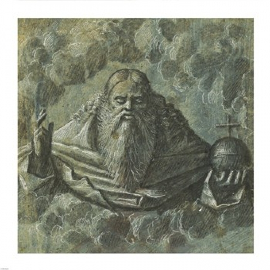 God the Father Poster Print by Vittore Carpaccio (16 x 16)