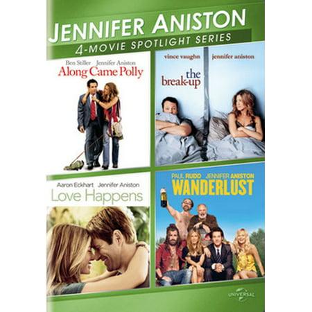Jennifer Aniston 4-Movie Spotlight Series (DVD) (The Best Of Nicole Aniston)