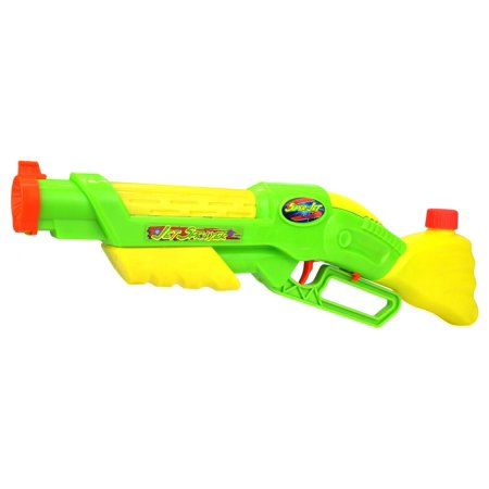 Super Jet Lever Action Single Nozzle Children's Toy Water Gun, Super Blaster Soaker (Colors May Vary)