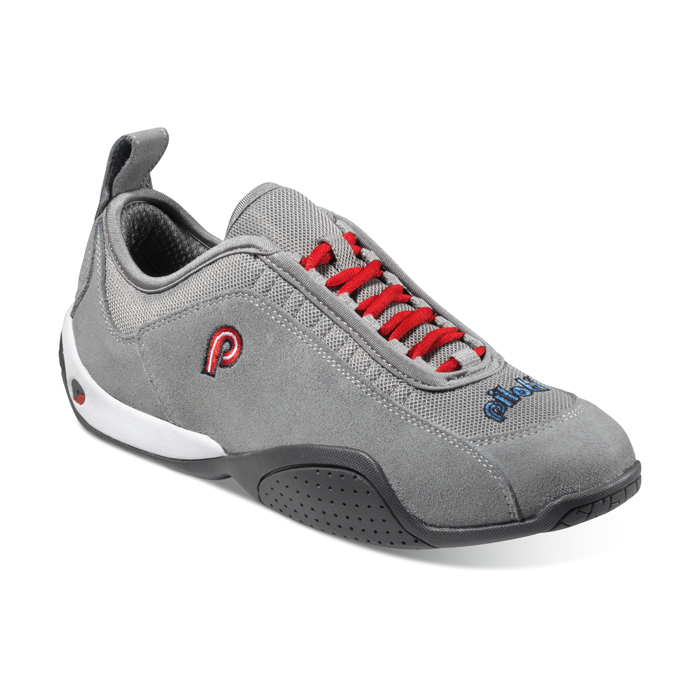 Piloti Spyder S1 Grey Suede Economical, stylish, and eye-catching shoes