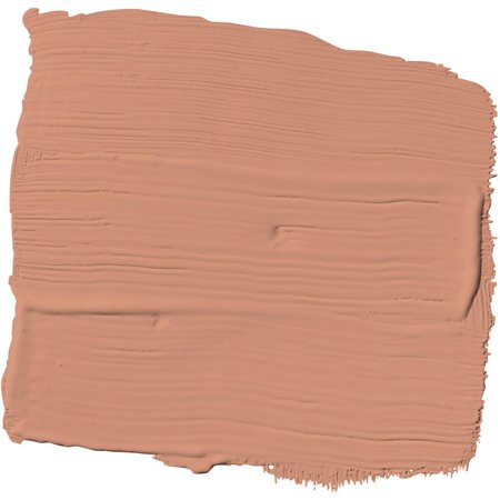 Pompeii Clay Orange Copper Paint and Primer Glidden High Endurance Plu