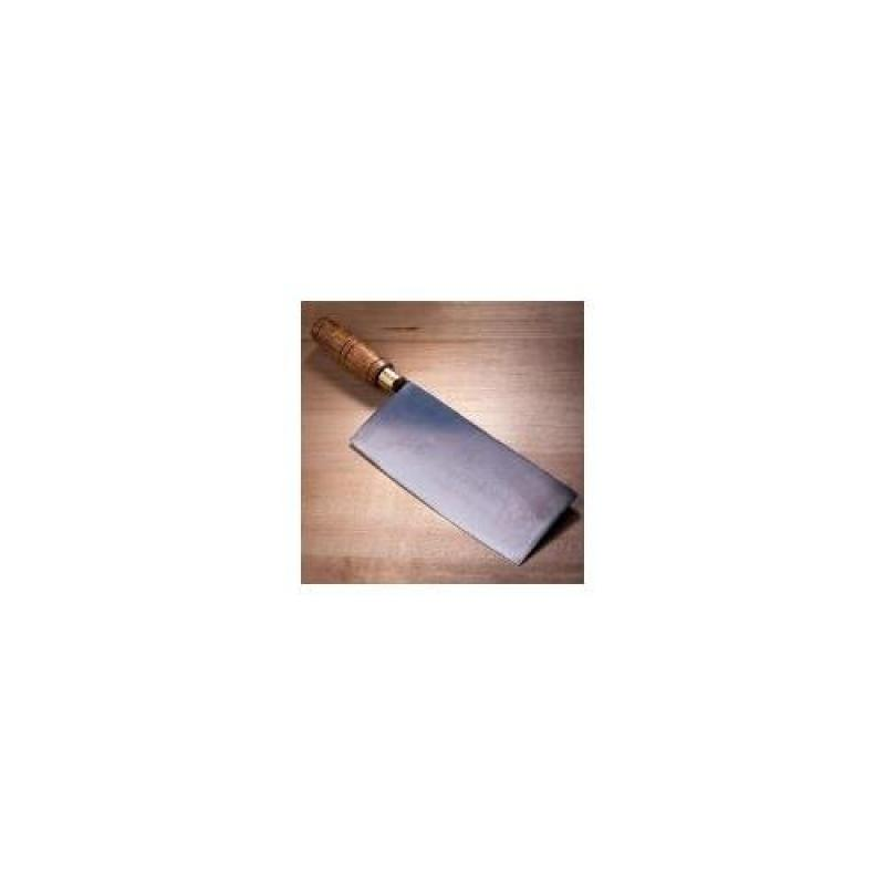 "8"" Chinese Cleaver with Wood Handle, set of 6 by Winco"