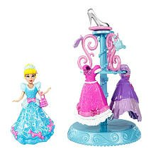 Disney Princess Little Kingdom MagiClip Cinderella Fashion Collection