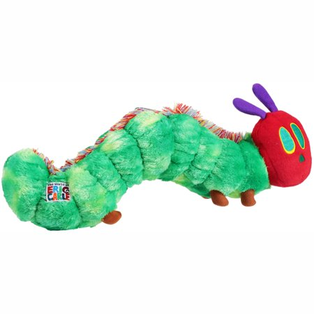 Hungry Animal - The World of Eric Carle™ Kids Preferred™ The Very Hungry Caterpillar Plush Toy