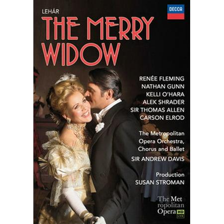 The Merry Widow Songs - Flemming / Gunn / O'Hara / Shrader: The Merry Widow (DVD)