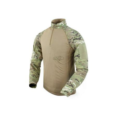 Condor Outdoor Combat Shirt BDU ( Multicam / Option ) Size: S-XL