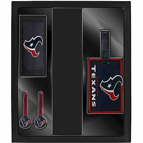 Aminco Sports 5-Piece Travel Box Set, Texans