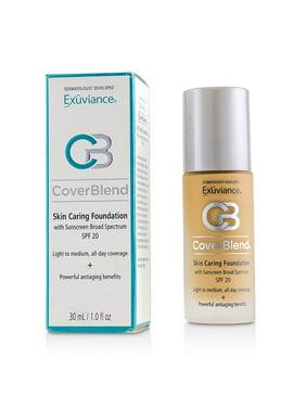 Exuviance CoverBlend Skin Caring Foundation SPF20 - # Golden Beige 30ml/1oz Make Up