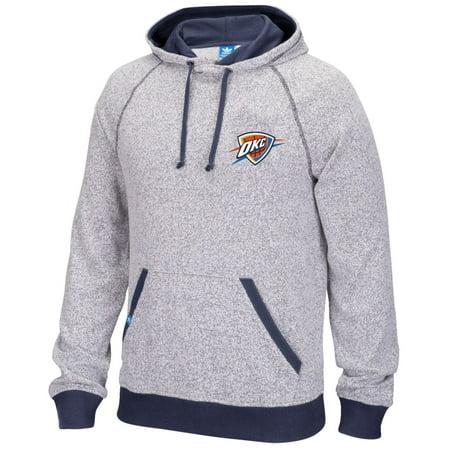 "Oklahoma City Thunder Adidas NBA ""Originals"" Mens Pullover Hooded Sweatshirt by"