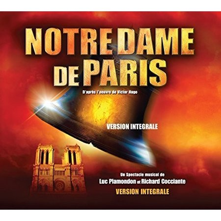 Notre Dame De Paris 2017 (Live) / Various (CD) (Live With Kelly Halloween 2017)