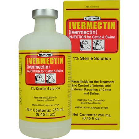 (IVERMECTIN INJECTION)