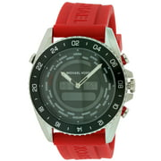 Michael Kors Men's Jetmaster Ana/Digi Watch MK8402