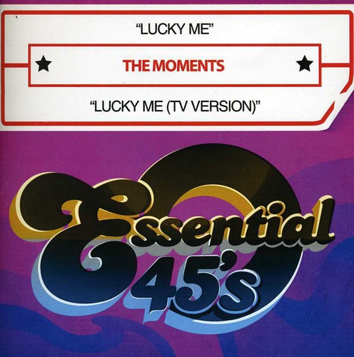 Moments - Lucky Me/Lucky Me (TV Version) [CD]
