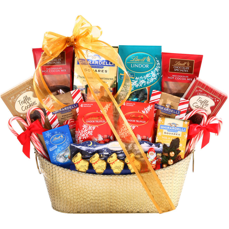 Lindt Chocolate Gift Baskets – Gift Ftempo