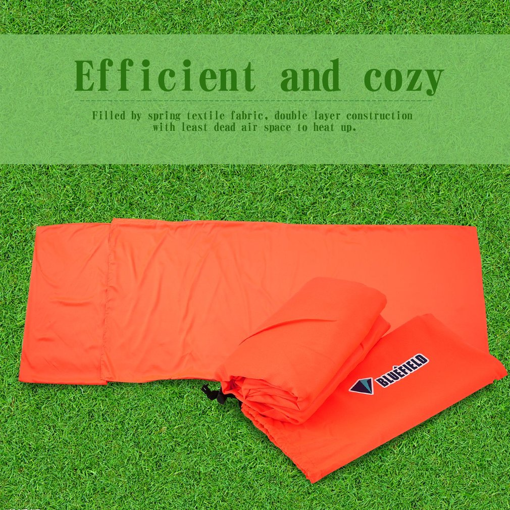 Mini Ultralight Width Envelope Sleeping Bag For Camping Warm