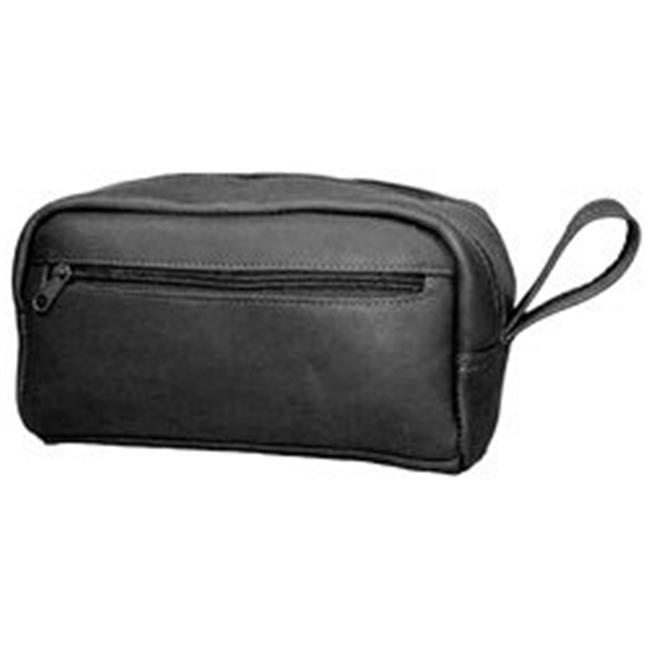 David King & Co  Small Double Zip Shave Kit- Black - image 1 of 1