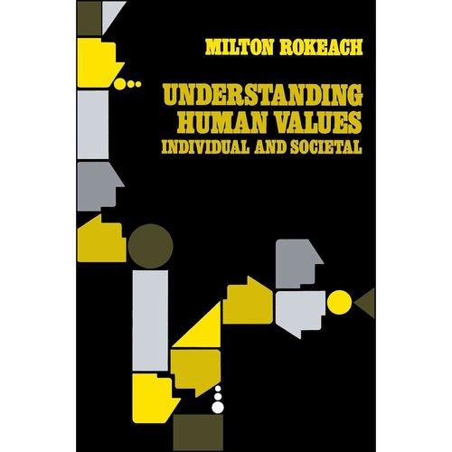 Understanding Human Values: Individual and Societal