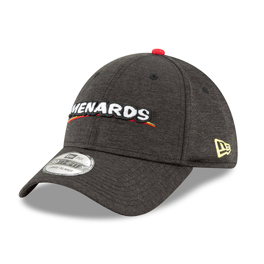 Ryan Blaney New Era Menards Sponsor Driver 39THIRTY Flex Hat - Black
