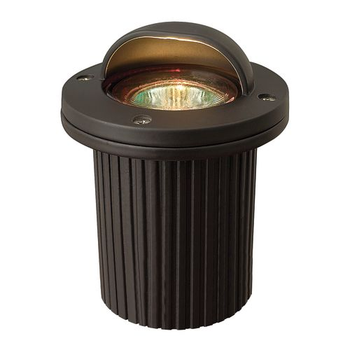 Hinkley Lighting H1595 12v 50w Die-Cast Aluminum Well Light