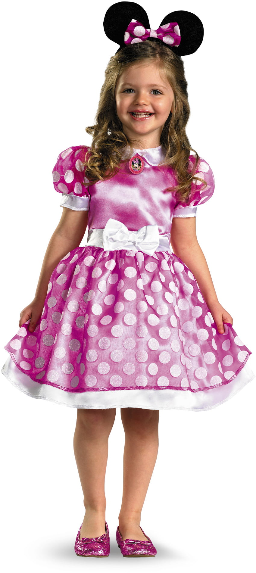 Disney Mickey Mouse Clubhouse Minnie Mouse Costume by Disguise