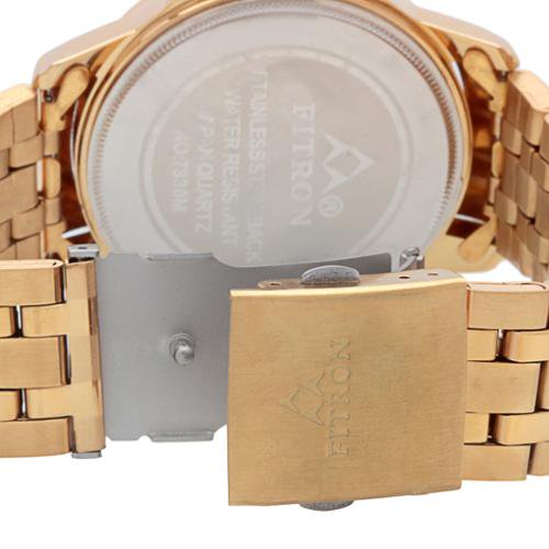 Overstock - Mema Watches LTC Fitron Men's 7830M Stainless