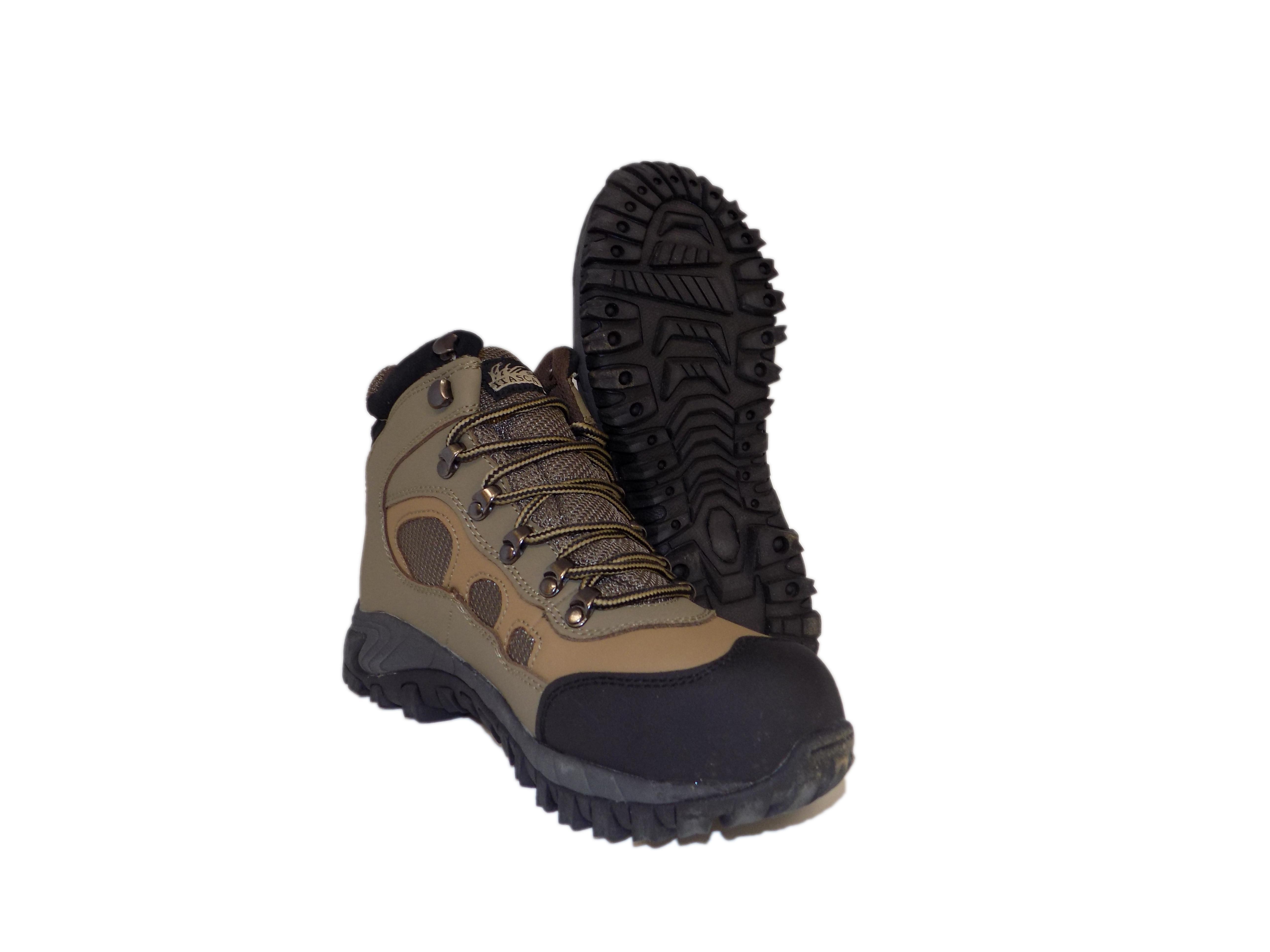 Itasca HARD COMMERCE Mens Waterproof Steel Toe Hiking Boots by Itasca