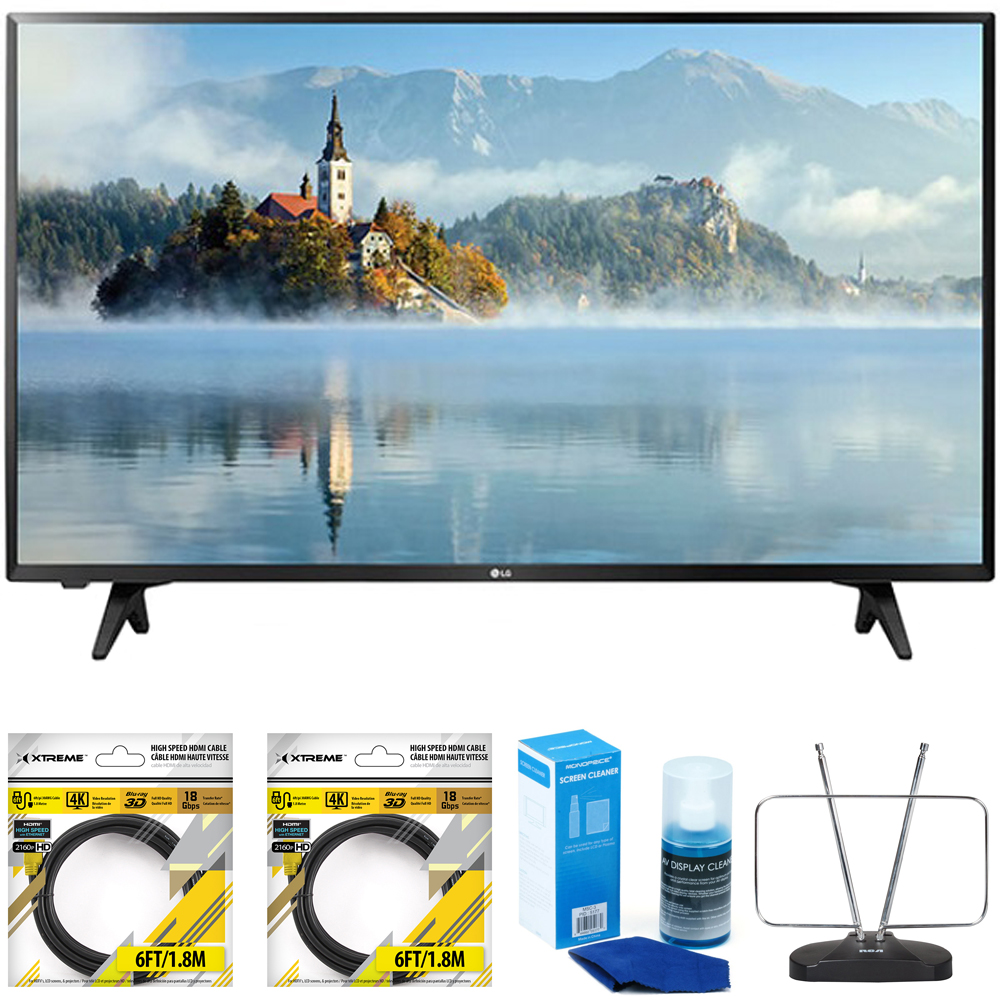 LG 43 inch Full HD 1080p LED TV 2017 Model (43LJ5000) wit...