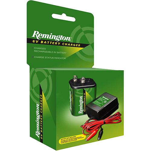 Remington 6-Volt Battery Charger