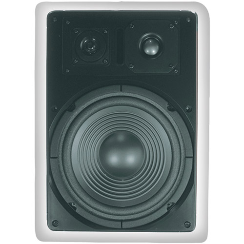 "ArchiTech SE-893KE 8"" Kevlar In-Wall Speakers"