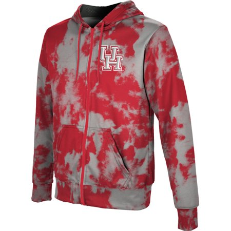 ProSphere Boys' University of Houston Grunge Fullzip Hoodie