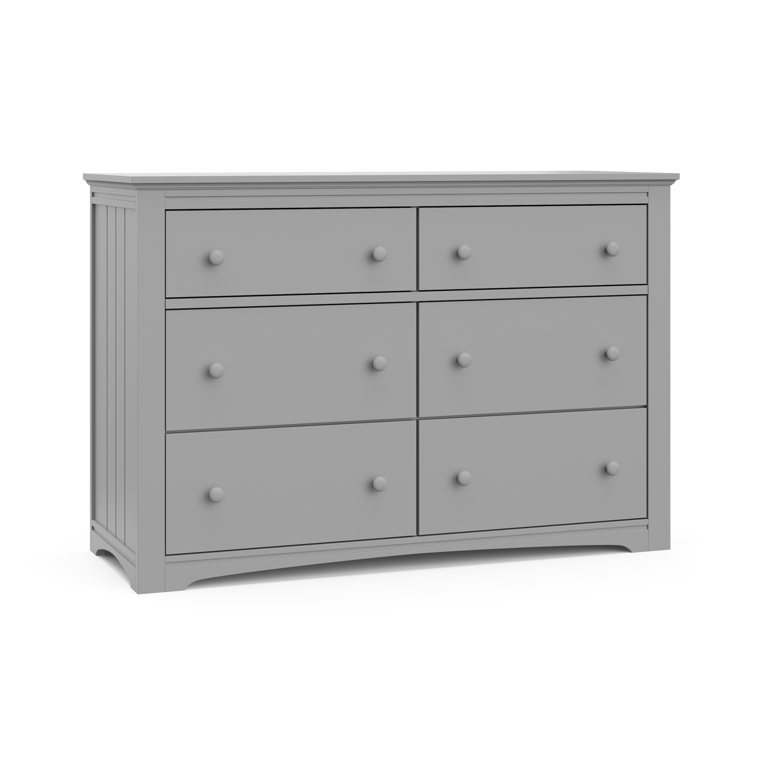 Graco Hadley 6 Drawer Dresser Pebble