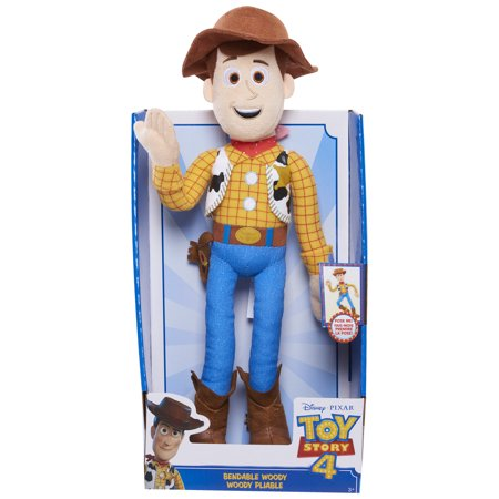 Disney•Pixar's Toy Story 4 Bendable Plush -Woody