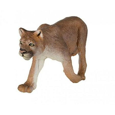 Tin Man Lion - Safari Ltd Wild Safari North American Wildlife Mountain Lion (Male)
