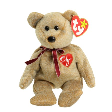 a0dbd9c528a ... UPC 008421042289 product image for TY Beanie Baby - 1999 SIGNATURE BEAR  (8.5 inch) ...