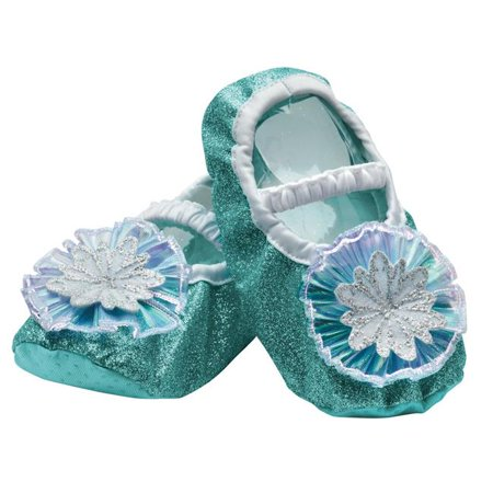 Frozen Elsa Toddler Slippers Costume](Frozen Elsa Slippers)