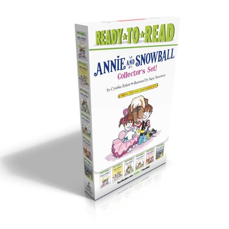 Annie and Snowball Collector's Set! : Annie and Snowball and the Dress-up Birthday; Annie and Snowball and the Prettiest House; Annie and Snowball and the Teacup Club; Annie and Snowball and the Pink Surprise; Annie and Snowball and the Cozy Nest; Annie and Snowball and the Shining Star