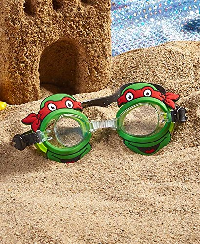 Kids Favorite Character Swim Goggles (Pink Hello Kitty) by GetSet2Save