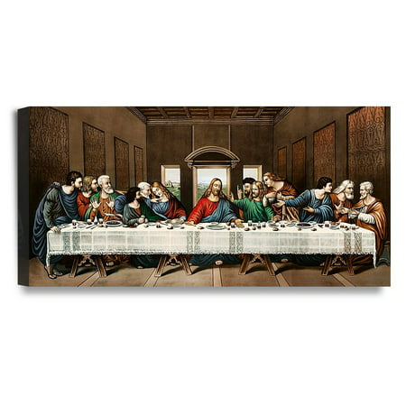 Decorarts The Last Supper Leonardo Da Vinci Classic Art