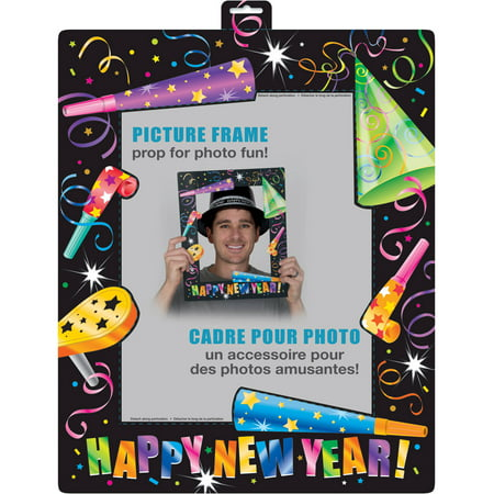 Picture Frame New Years Eve Photo Booth Prop Walmartcom