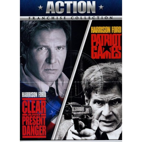 Clear And Present Danger / Patriot Games (2-Pack) (Widescreen)