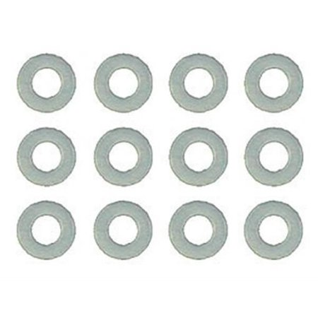Associated Electrics Asc4187 Nylon Front Axle Washers (12) Hardware & Fasteners