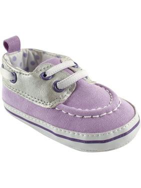Newborn Baby Girls Boat Shoes