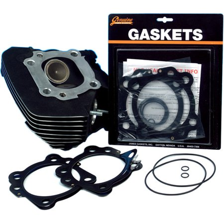 JAMES GASKETS GSKT HEAD W/BASE SET TWIN CAM 1550 (Trnsmssn Gskt Set)