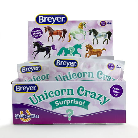Breyer Unicorn Mystery Bag Surprise