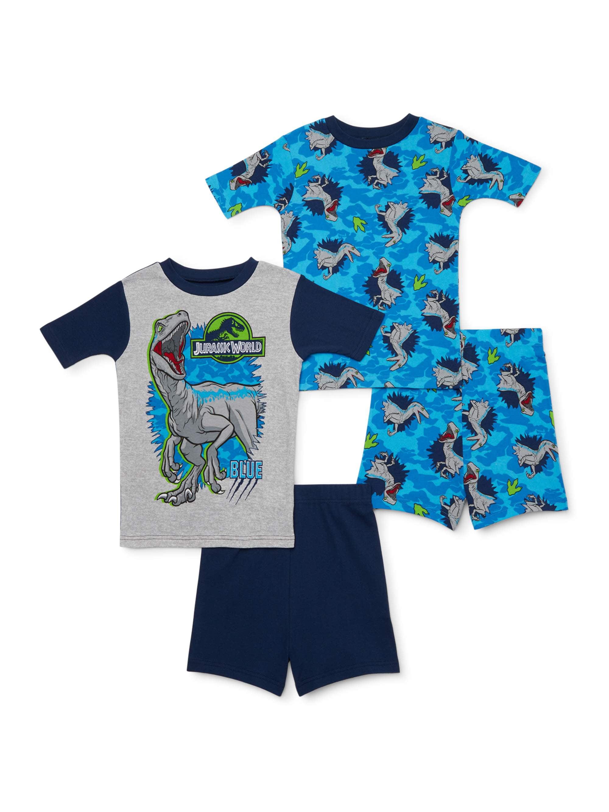 Lego Jurassic World Dinosaur Velociraptor Boys T-Shirt Sz S 6//7 M 8 L 10//12