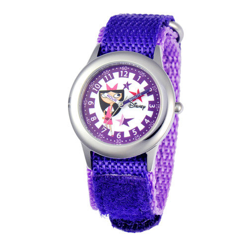 Disney Watches Girl's Isabella Time Teacher Watch